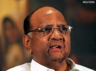 Cong asks NCP to act against Patil, Pawar silent