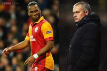 No friendship with Didier Drogba for 90 minutes, says Jose Mourinho