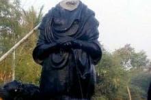 Another Statue of Dravidian Movement Icon Periyar Vandalised in Tamil Nadu's Pudukottai