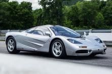 USA-Spec McLaren F1 Up For Auction