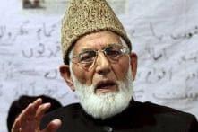 NIA Questions  Syed Ali Shah Geelani's Son-in-law Fantoosh in Terror Fund Probe