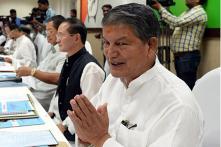 Uttarakhand Ex-CM Harish Rawat Accepts His 'Presence' in Sting CD