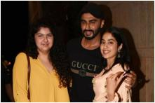 Anshula Shares Arjun Kapoor's WhatsApp Chat with Janhvi and Boney Kapoor