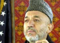 Karzai in India with a packed agenda