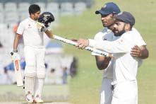 Kohli and Kumble Behind Karun Nair, Jayant Yadav's Success: Dravid