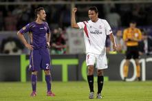 Sevilla swat Fiorentina 5-0 to reach Europa League final