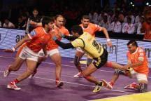 Puneri Paltan vs U Mumba, Pro Kabaddi League 2018 Highlights: As It Happened