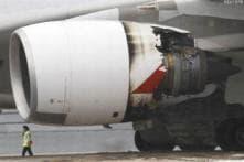 Qantas grounds A380s after engine failure