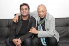 AR Rahman meets Quincy Jones