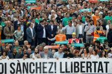 'Time to Declare Independence': 450,000 Protest in Barcelona