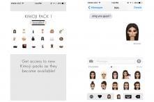 Kim Kardashian's Kimoji app crashes Apple App Store after record downloads; sparks privacy concerns
