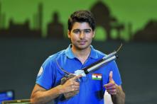 Saurabh Chaudhary Wins Silver in Asian Shooting Championship