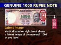 Expert tips on how to spot a fake currency note