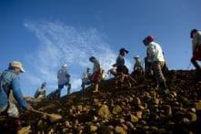 At least 90 killed in Myanmar jade mine landslide, over 100 missing