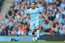 Manchester City's Lampard, Kolarov and Silva to miss CSKA match