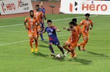 Super Cup: Chennai City Knock Out Champions Bengaluru as Chhetri Goal Not Enough