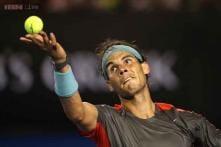 I got lucky, says Rafael Nadal after edging Grigor Dimitrov