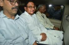 INX Media Case: Chidambaram Files Fresh Plea in SC Challenging Arrest Warrant, Remand Order