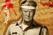 6 Bollywood Posters Re-imagined With Trump and Hillary