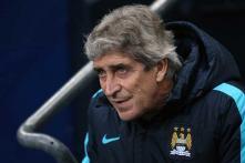 Pellegrini bemoans Manchester City's fatigue as Liverpool go 'boom'