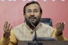 Prakash Javadekar Dubs BJD Government in Odisha as 'Inefficient'