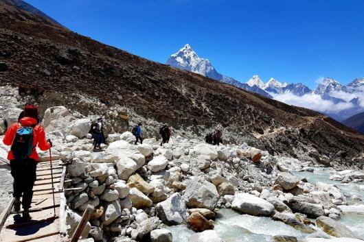 Kathmandu's Mosaic Adventure is helping trekking lovers to reclaim nature