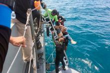 21 Dead, Dozens Missing as Tourist Boat Sinks in Thailand