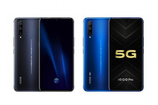 iQoo's First Smartphone in India Will Feature 5G Connectivity