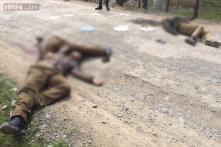 Jammu and Kashmir hit by three separate terror attacks, 3 dead, 2 injured