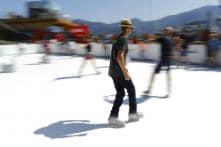 Japan Skating Rink Slammed for Freezing 5,000 Fish