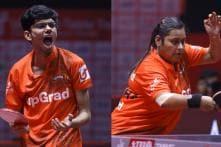 U Mumba Beat Puneri Paltan 9-6 in Ultimate Table Tennis