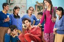 Rajkummar Rao is Busy Sleeping in Poster of Upcoming Sports Drama Chhalaang