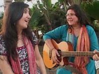 Watch: Meet Pak's first girl band Zeb and Haniya