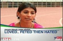 Athlete Ashwini Akkunji on road to redemption
