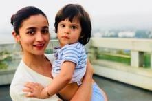 Alia Bhatt is Babysitting Karan Johar's Twins While He's in Paris. See Pics