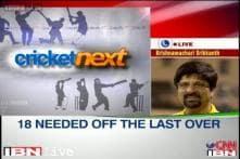 3rd ODI: India tie Auckland thriller
