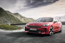 Kia debuts the Kia Stinger at North American International Auto Show
