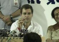 National Wipes: Rahul Gandhi's stand on Khadi row