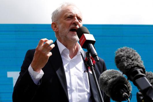 File photo of Labour Party leader Jeremy Corbyn.