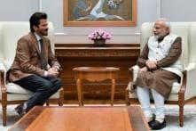Anil Kapoor 'Inspired' on Meeting PM Narendra Modi, Tweets Photo