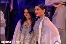 Bollywood stars steal the show on last day of Lakme Fashion Week