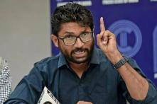 Jignesh Mevani's Talk in College Cancelled After 'BJP Pressure', Principal & V-P Quit in Protest