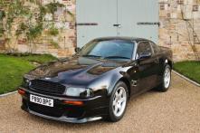 Elton John's Custom-Built Aston Martin Goes For Auction