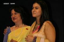 Kajol, Tanuja together on screen after 18 years