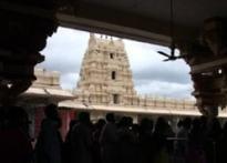 Lord <i>Ram</i> watches over Bhadrachalam