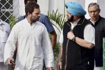 Rahul Gandhi a Fine Leader, Congress Will Bounce Back: Punjab CM Amarinder Singh