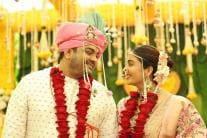 PHOTOS: Nehha Pendse & Shardul Singh Bayas Wedding Ceremony