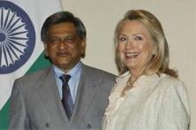 Progress in Indo-US nuclear deal: Krishna