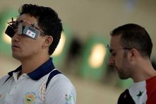 Jitu Rai misses 10m air pistol medal at ISSF World Cup