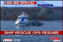Italy ship tragedy: Indian crew still missing